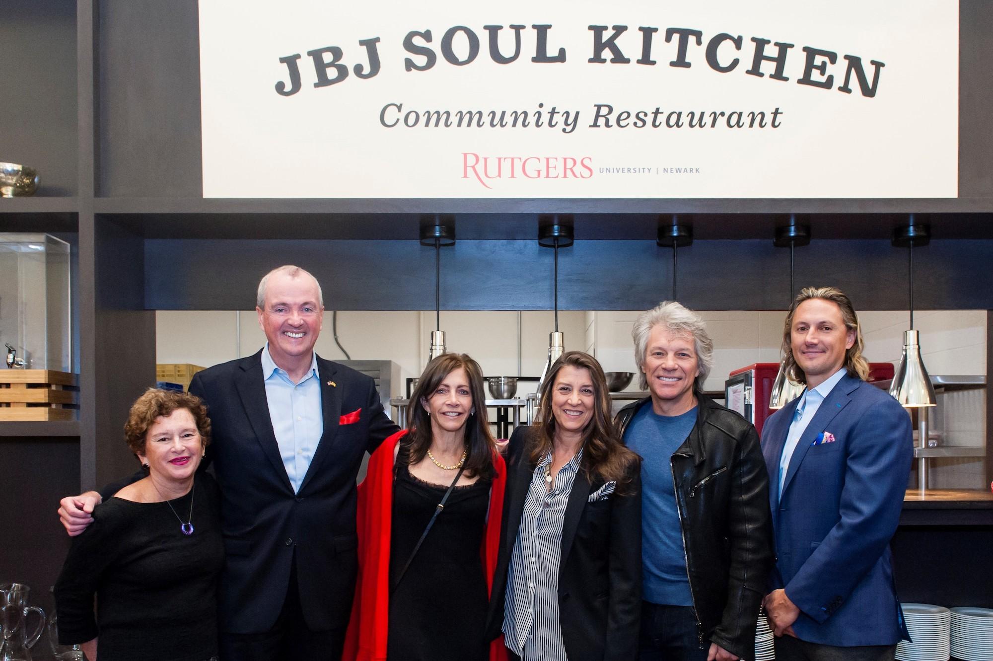 Jon Bon Jovi Soul Kitchen at Rutgers battles student food insecurity | Food Management