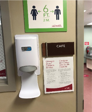 UC_Health_cafe_entrance_sanitizer_station.jpg