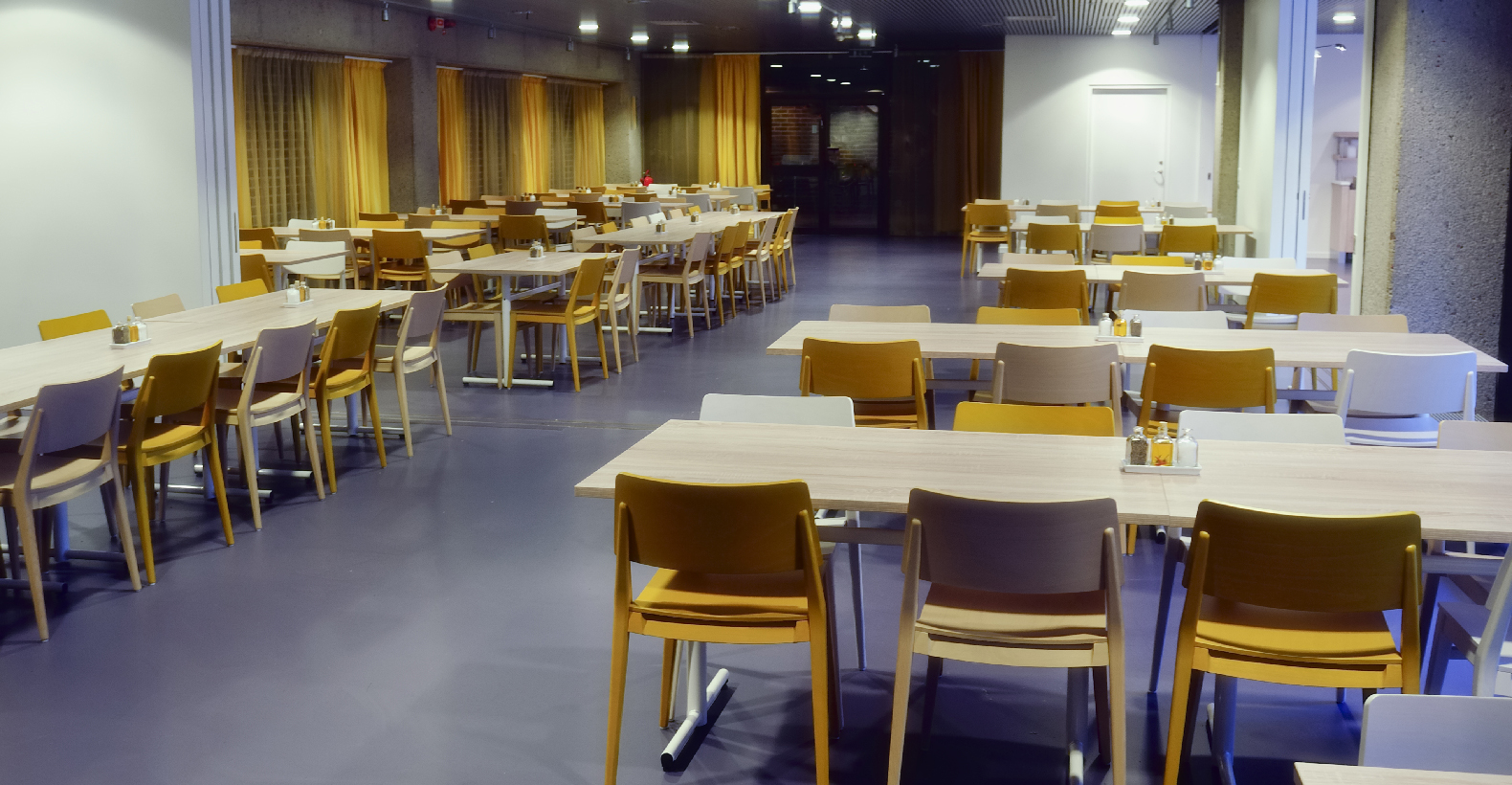 The Future Of The College Dining Hall In The Covid Age Food Management