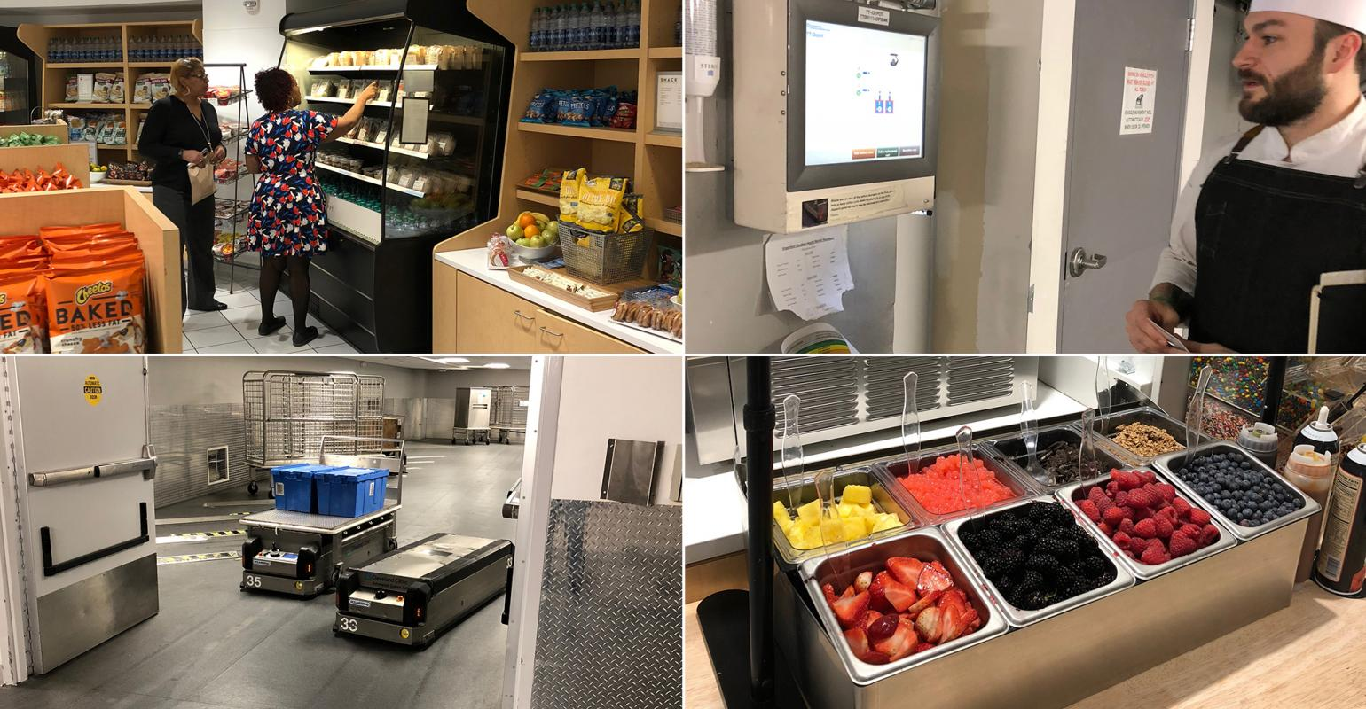 Behind the scenes at the Cleveland Clinic | Food Management