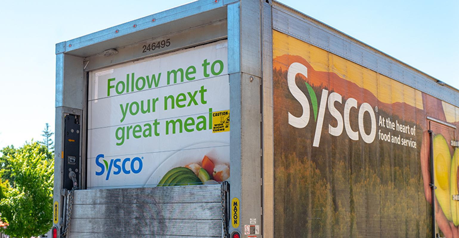Foodservice distribution is coping with