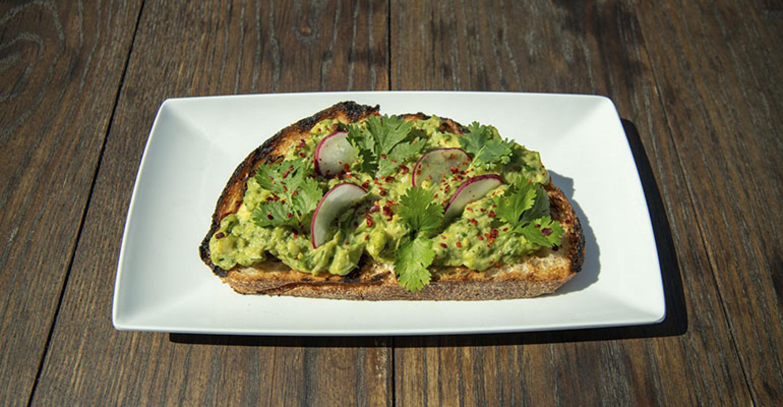Fresh California Cuisine Menu Ideas