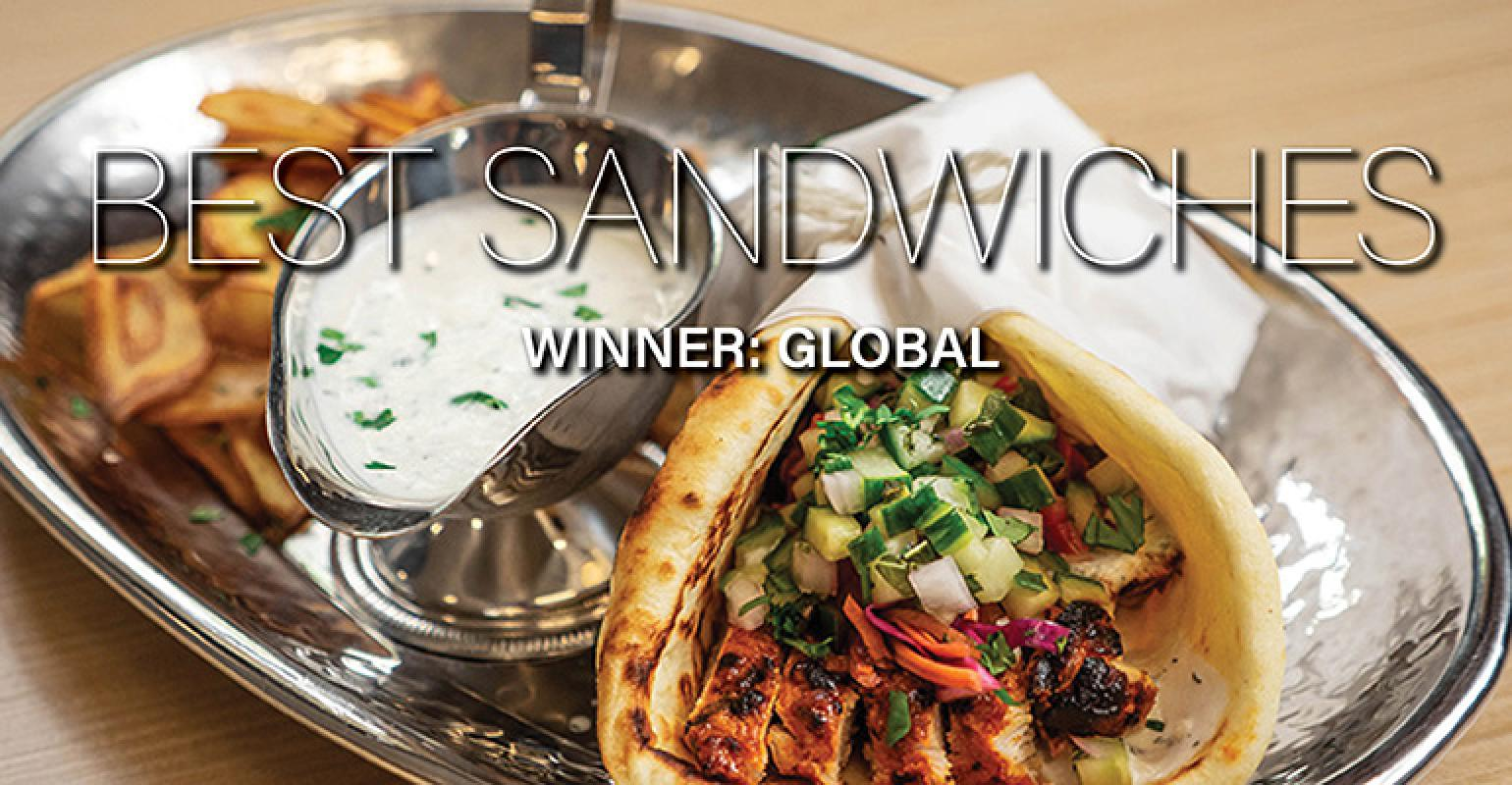 Fm S Best Sandwiches 6 Sandwiches With Global Flavors Food