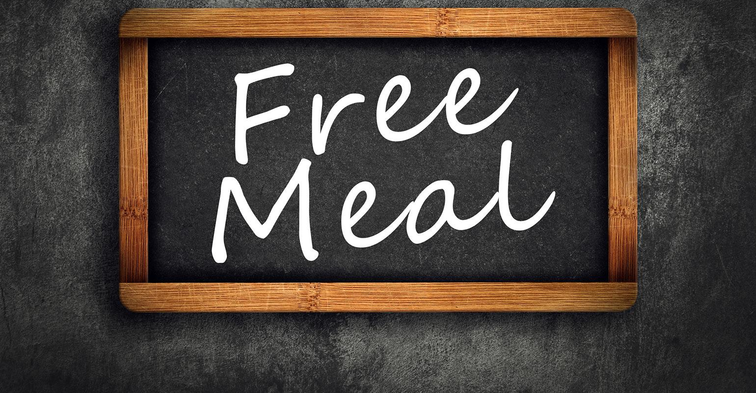 Image result for free meals