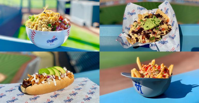 World Series menu treats