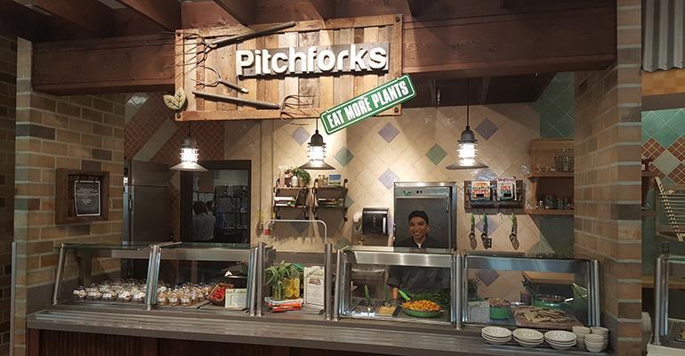 pitchforks