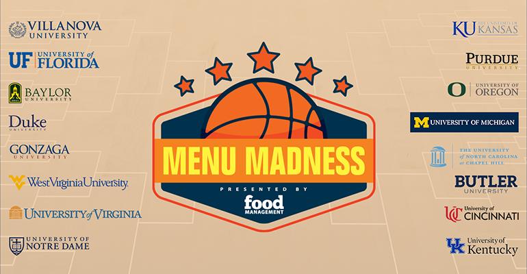 menu madness