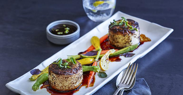 Cool recipe alert porcini dusted turnip steaks with soy sauce demi kikkoman sales usa forumfinder Gallery