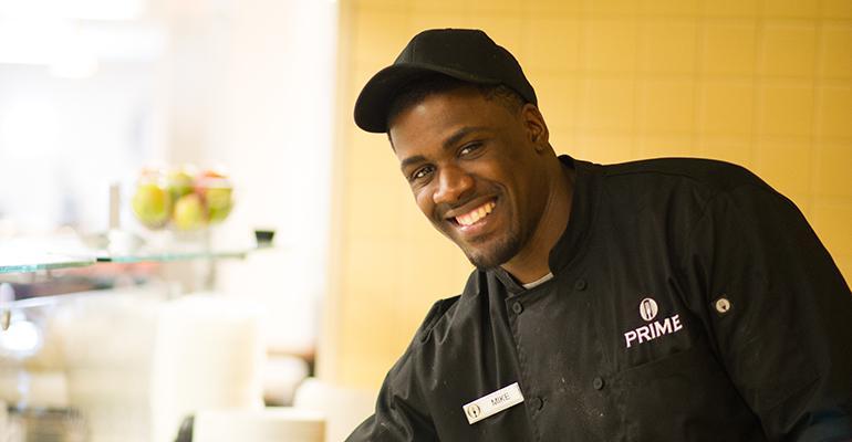 Prime Business Dining/Mazzone Hospitality