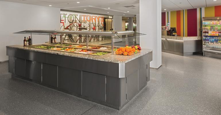 Gourmet grocer grows presence in onsite foodservice