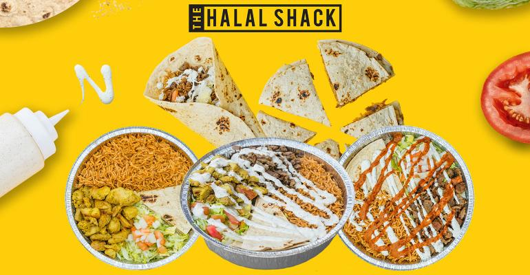 Halal Shack Hot New Concept At Ny College Food Management