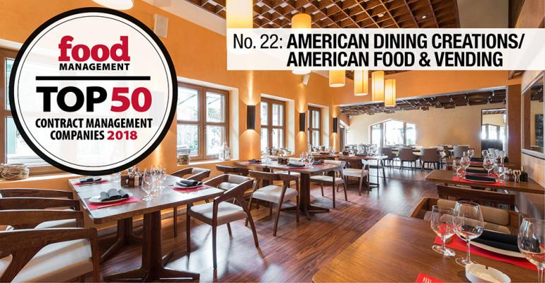 Fm Top 50 2018 22 American Dining Creations American