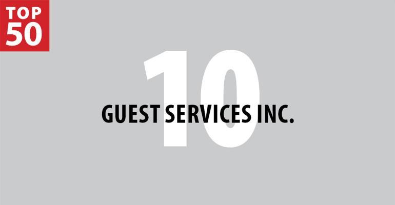 2019 FM Top 50: 10. Guest Services Inc.