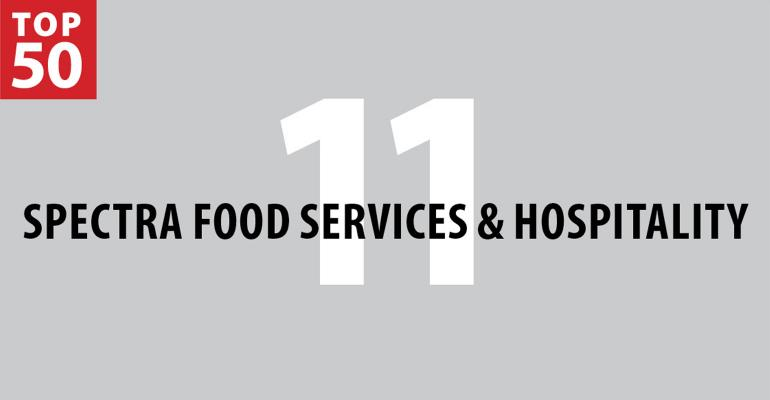 2019 FM Top 50: 11. Spectra Food Services & Hospitality