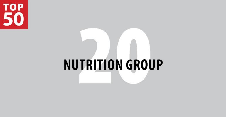 2019 FM Top 50: 20. Nutrition Group