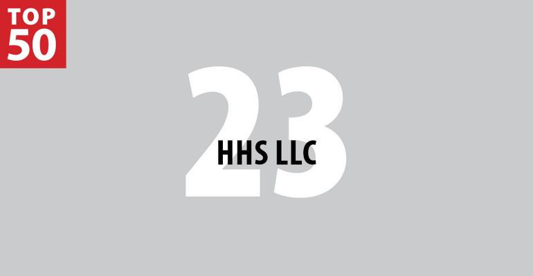 2019 FM Top 50: 23. HHS LLC