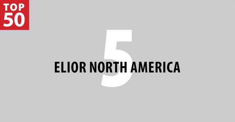 2019 FM Top 50: 5. Elior North America