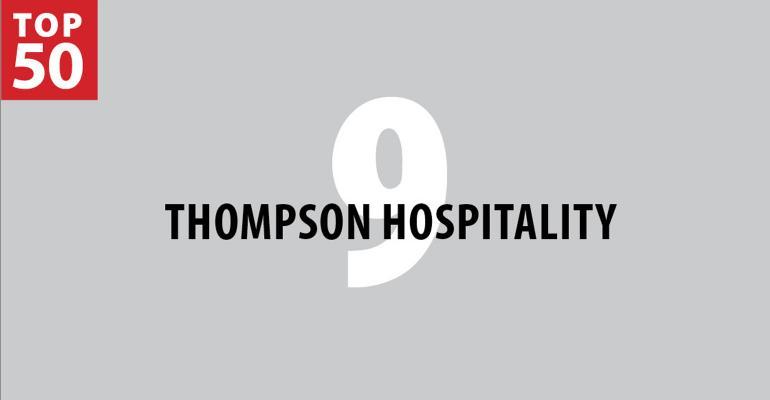 2019 FM Top 50: 9. Thompson Hospitality