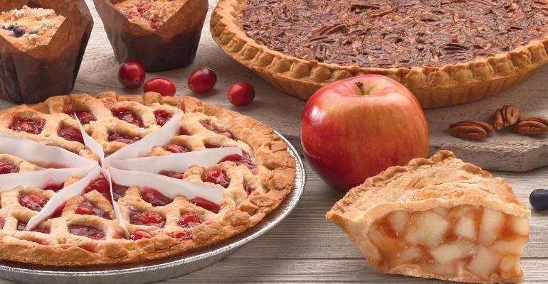 Better Ingredients Pies