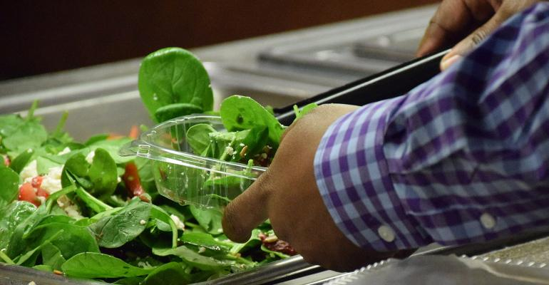 Walter Reed serves healthier food to those who served