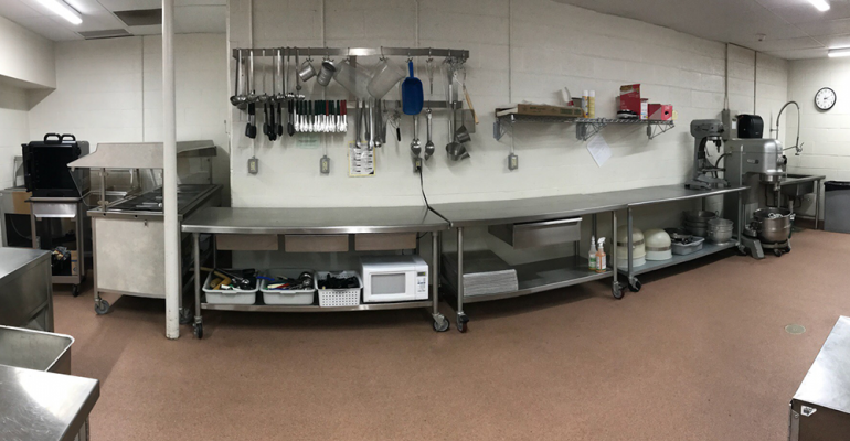 How to go from heat 'n serve to mis en place in a K-12 kitchen