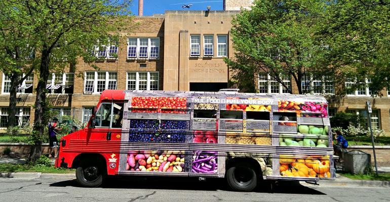 2016 Best Concepts Best of Show Award: Minneapolis Public Schools
