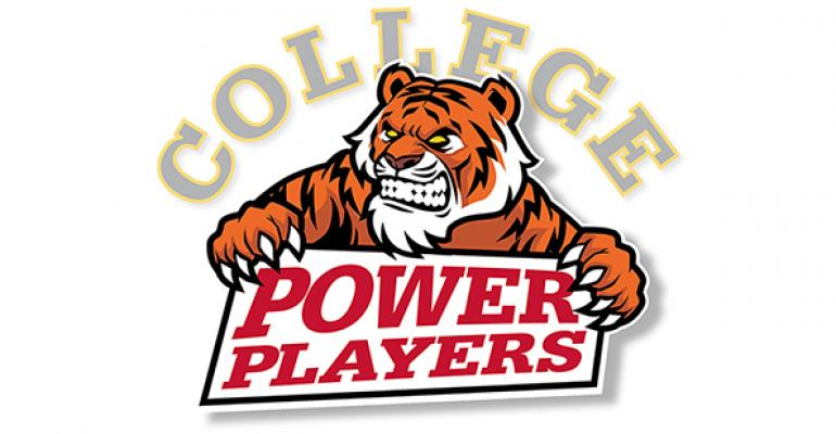 A Glance at the Top 25 College Power Players
