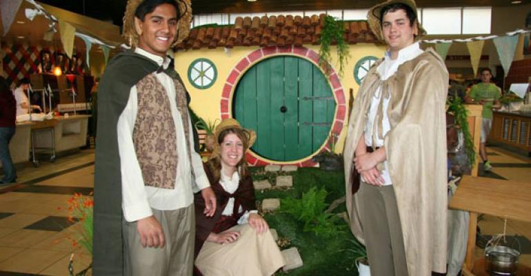 Food Meets Fiction: VA Tech Goes Hobbit Crazy