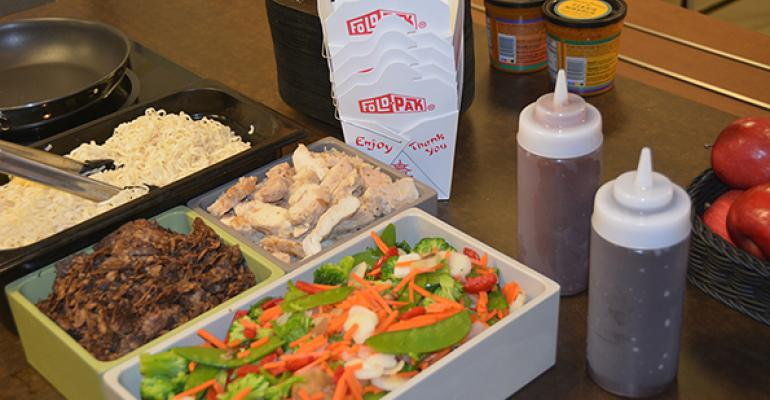 Mobile, customized meals bring success to Ohio district