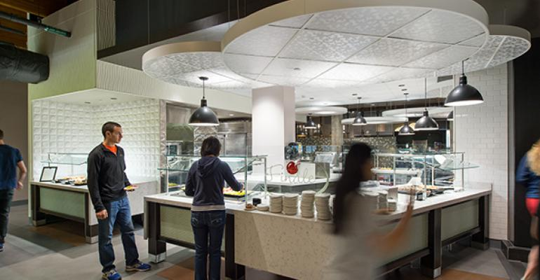 Hail to the Victuals: A Look at the New South Quad Dining Hall