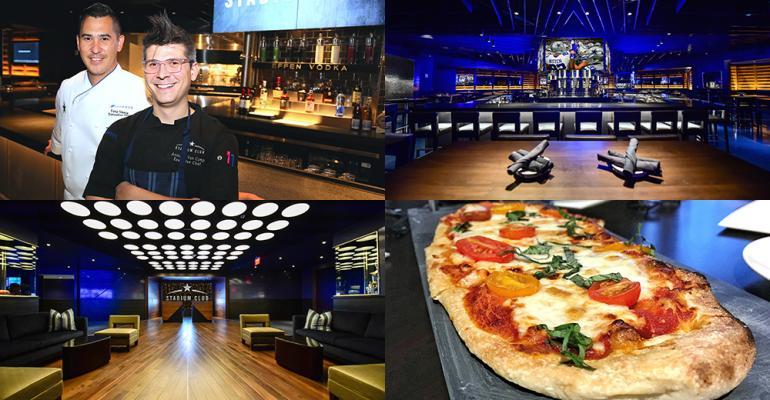 A look inside Dallas Cowboys' new Stadium Club restaurant