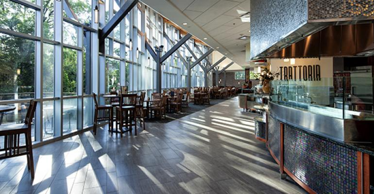 A First Look at UGA's Dazzling New Dining Commons