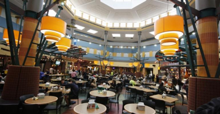 A Walk-Through Tour of The College of New Jersey's Atrium at Eickhoff