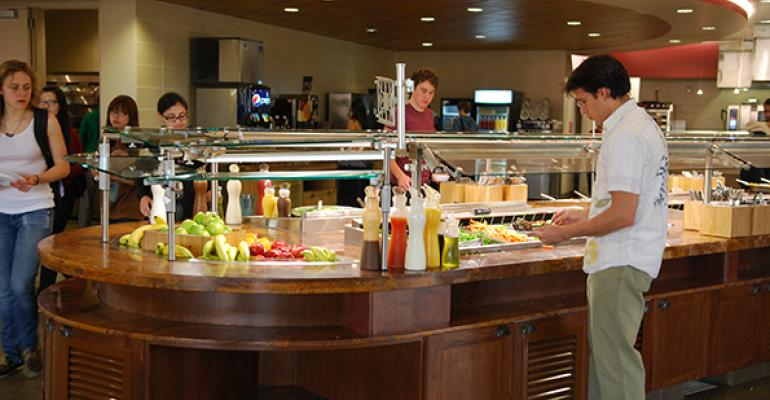 Best College Dining Halls? We'll Show You Best College Dining Halls…