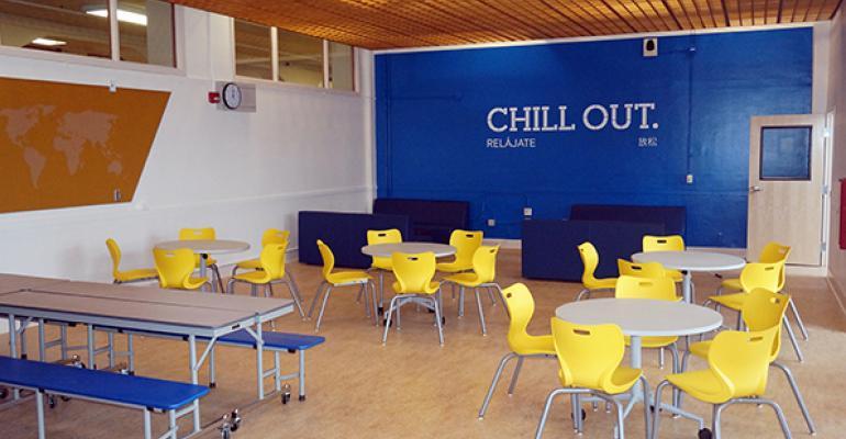 San Francisco schools' student-centered cafeterias