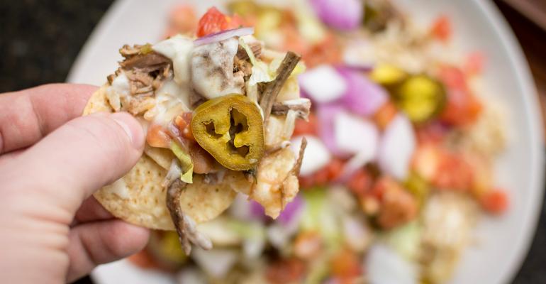 Never-ending nachos keep the fiesta going