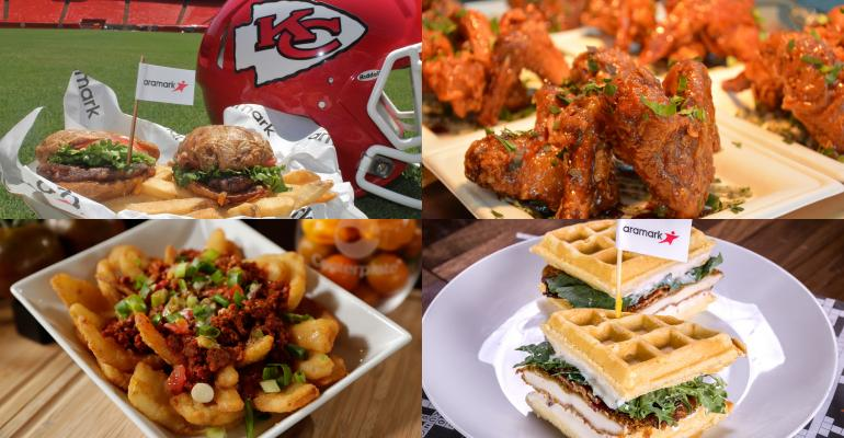 32 New And Mouthwatering Nfl Stadium Concessions Items Food Management