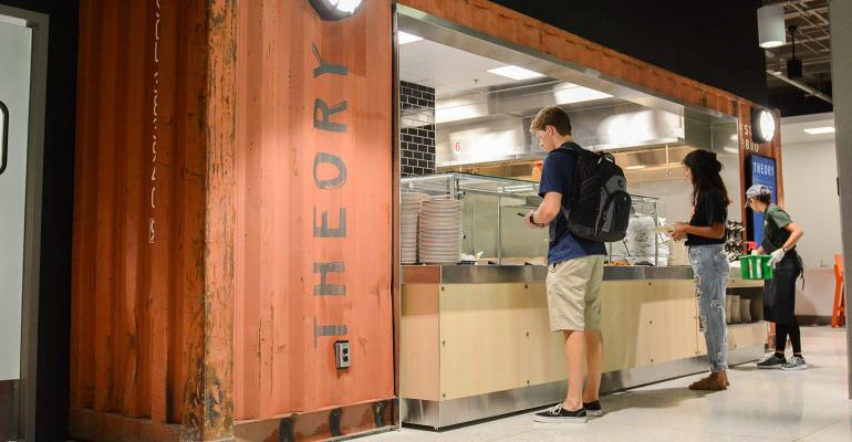 Colorado State University's new project features 8 micro restaurants