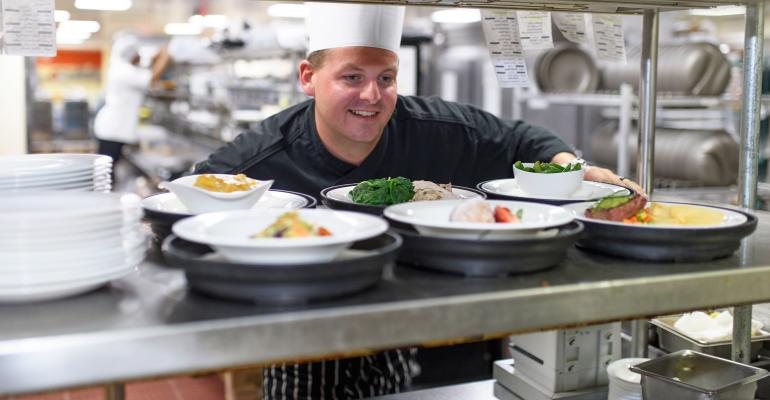 Creating A Culture Of Excellence In Hospital Foodservice Food