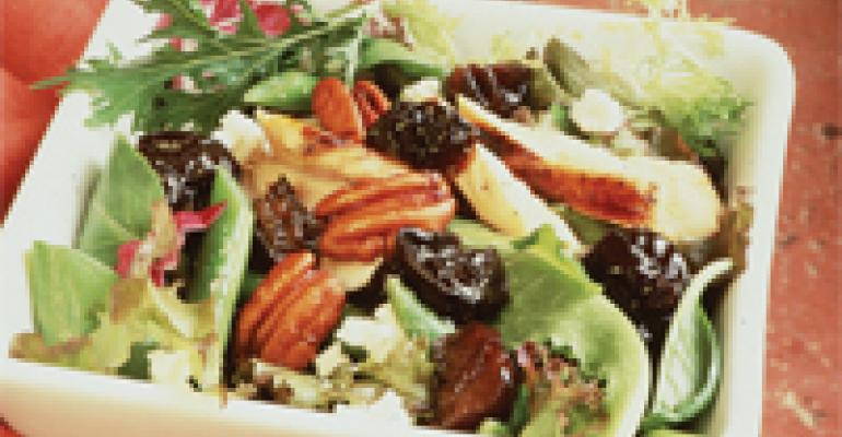 Entree Salads Offer Customers Just About Everything They Want  in a Meal
