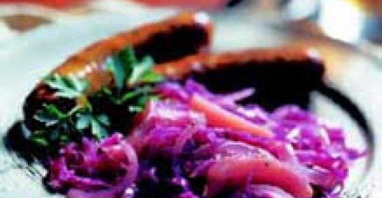 Fong Zheng Yam Noodle Salad