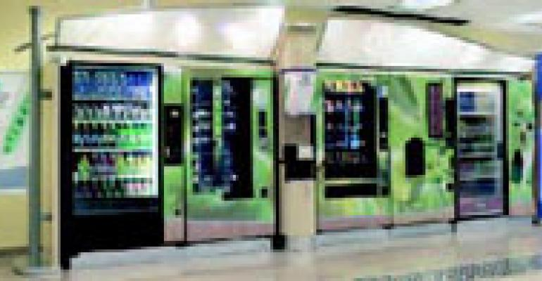 Canteen Vending Gets a New Look