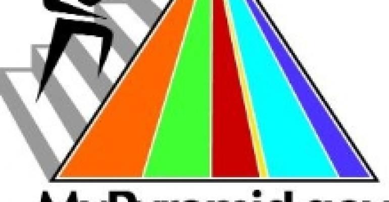 MyPyramid hits the ground running
