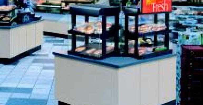 Glo-Ray Mini-Merchandisers