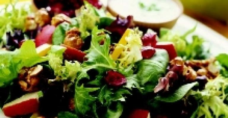 Dressing Up Salads