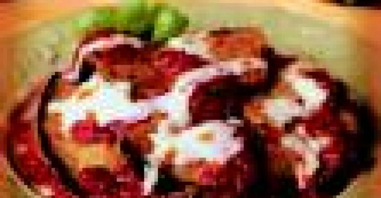 Stouffer's Eggplant Parmesan