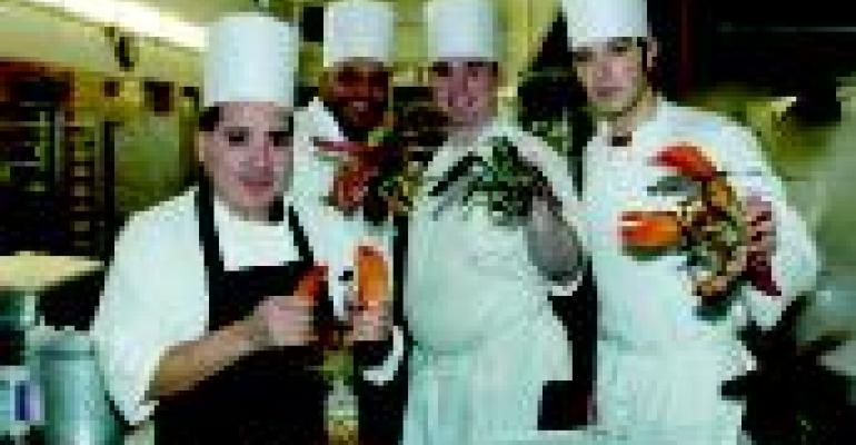 Female White House Chef