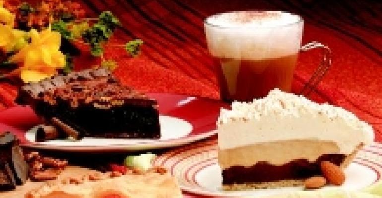 Desserts: the Satisfaction Destination