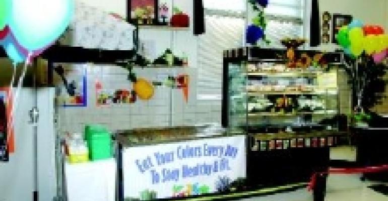 Veggie A La Carte Line Spurs Sales