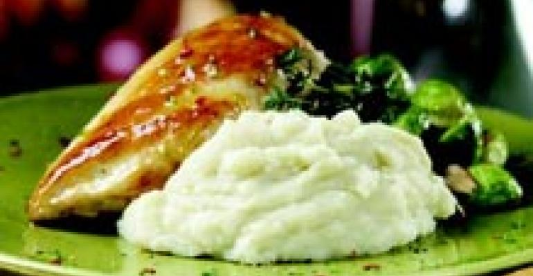 Cumin-Scented Mashed Potatoes